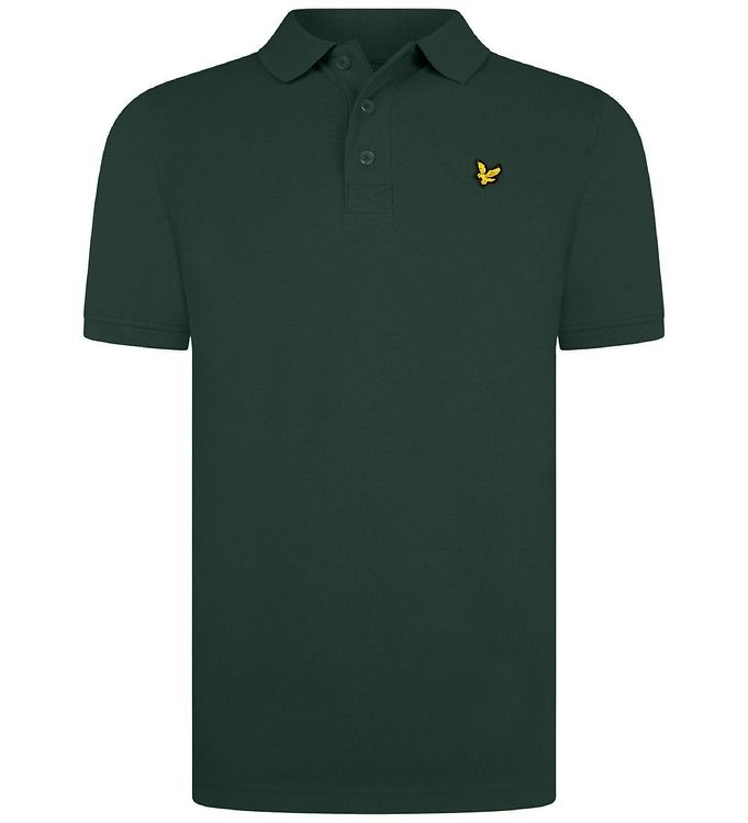 Image of Lyle & Scott Polo - Pine Grove (NH037)
