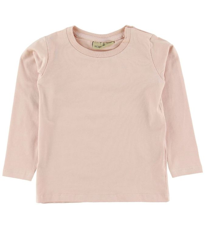 Image of Nordic Label Bluse - Pudderrosa (NH178)