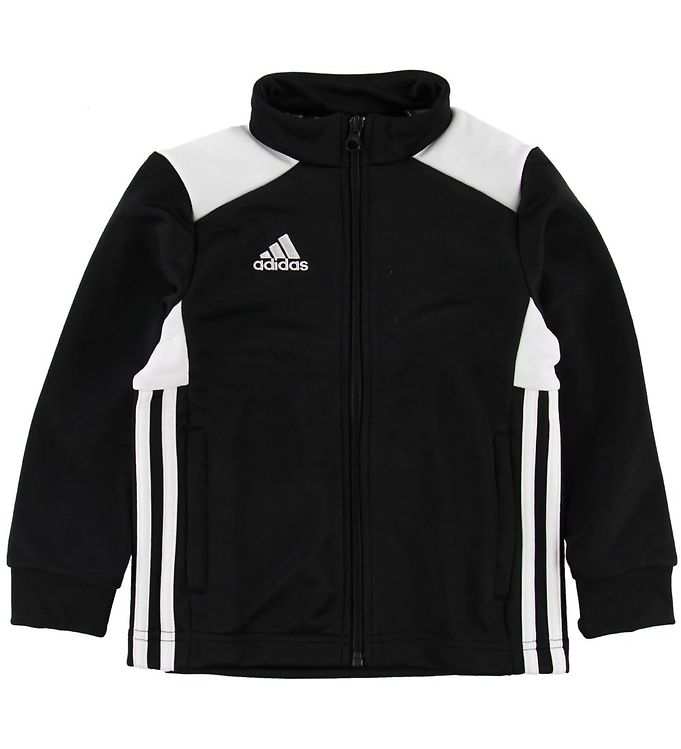 Image of adidas Performance Cardigan - Sort/Hvid (NH302)