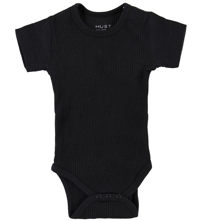 Image of Hust and Claire Body k/æ - Uld/Bambus - Navy (NH448)