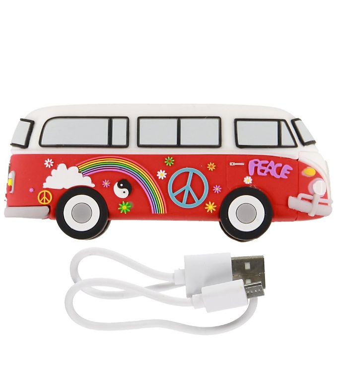 Image of Moji Power Powerbank - Hippie Van - 2600mAh (NH472)