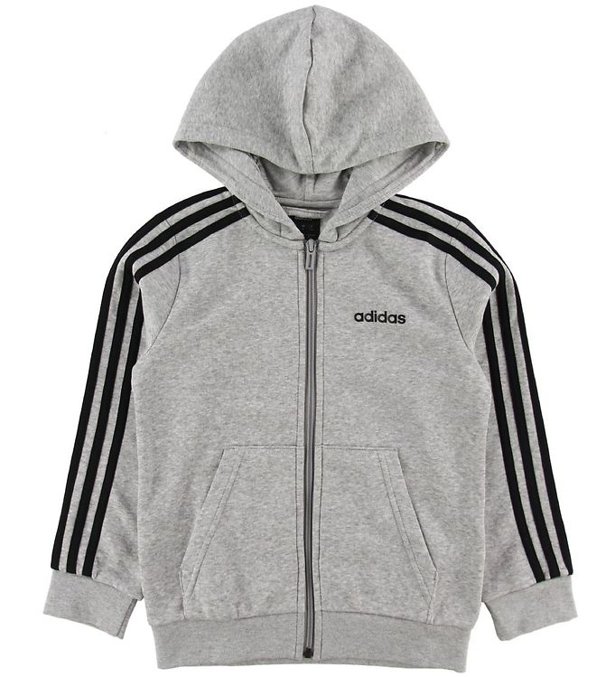Image of adidas Performance Cardigan - Gråmeleret (NH498)