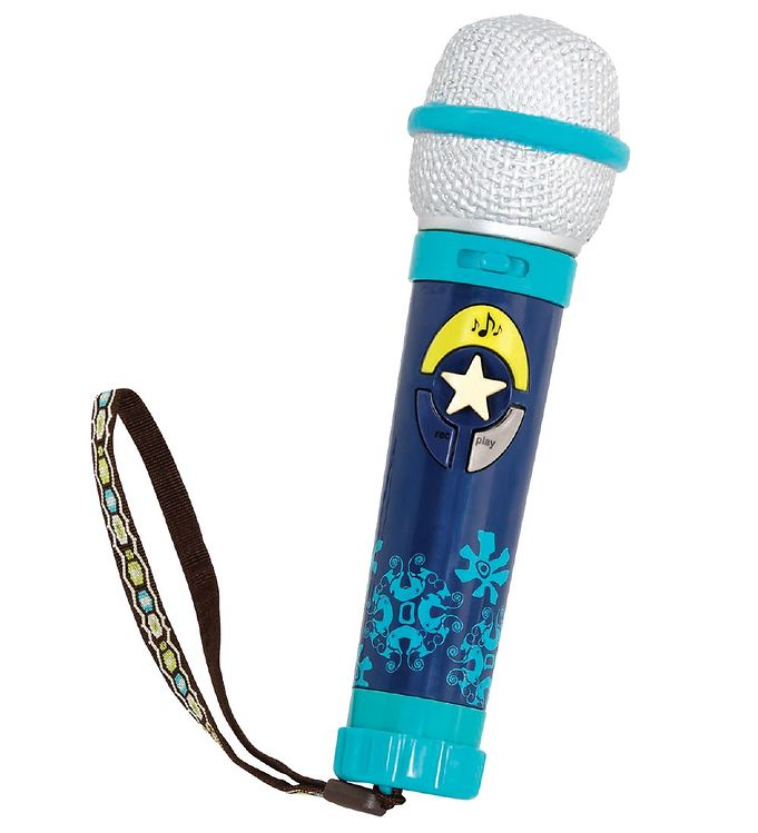 Image of B. toys Mikrofon - Okideoke - Blå (NH606)