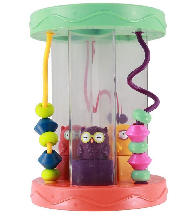 Image of B. toys Puttekasse - Hooty Hoo - Multifarvet (NH611)