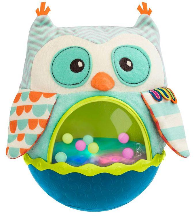 Image of B. toys Aktivitetslegetøj - Owl Be Back - Multifarvet (NH643)