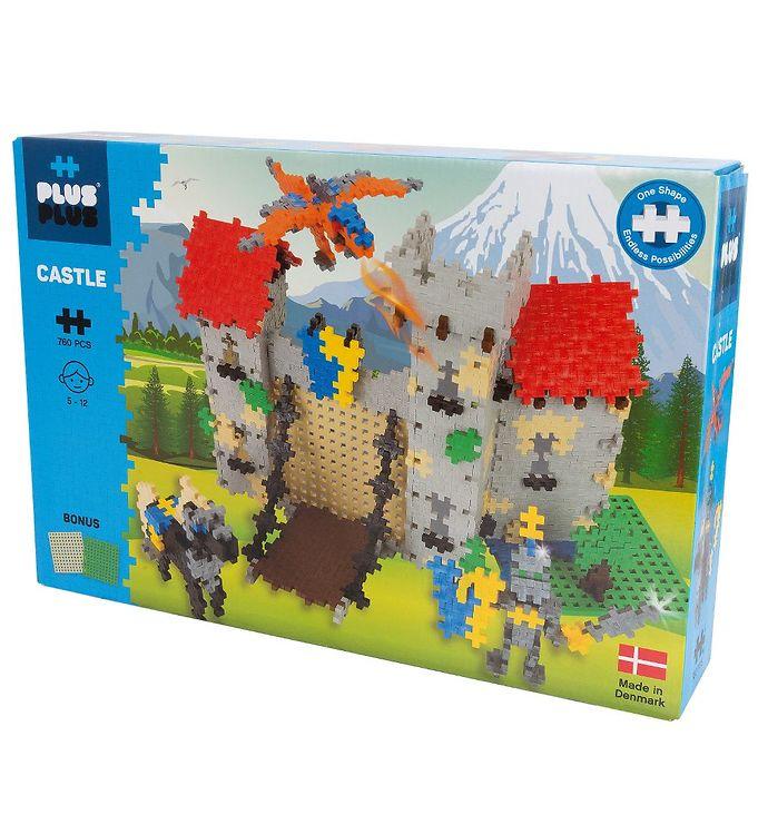 Image of Plus-Plus Mini - 760stk - Basic - Castle (NH918)