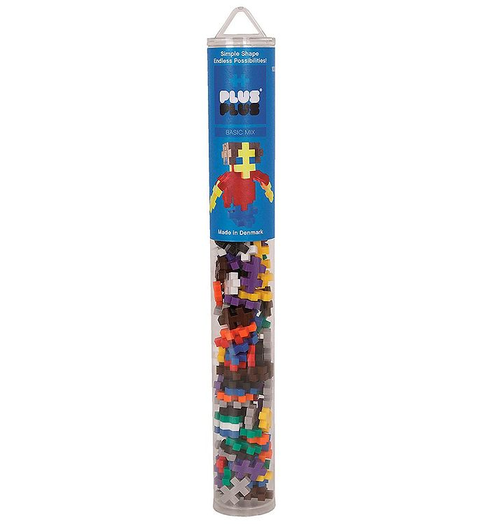 Image of Plus-Plus Mini Mix - 100stk - Basic (NH979)