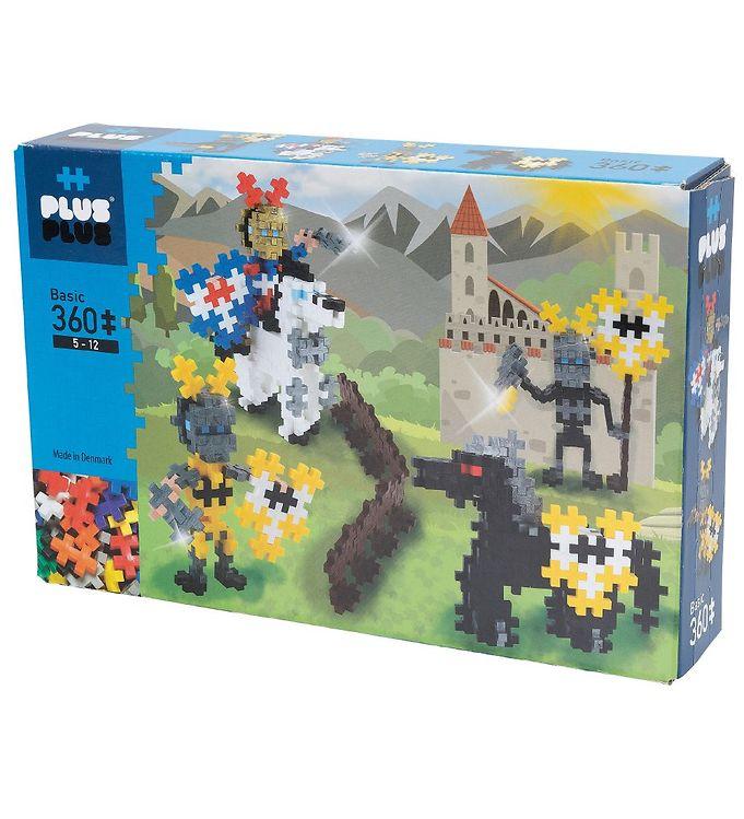Image of Plus-Plus Mini - 360stk - Basic - Knights Tournament (NH995)