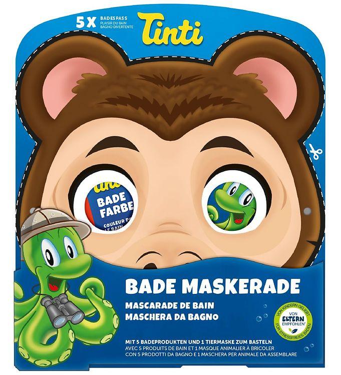Image of Tinti Maske & Badetilbehør - Abe (NI692)