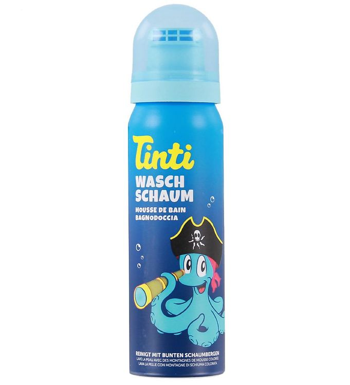 Image of Tinti Badeskum - 75 ml - Blå (NI694)