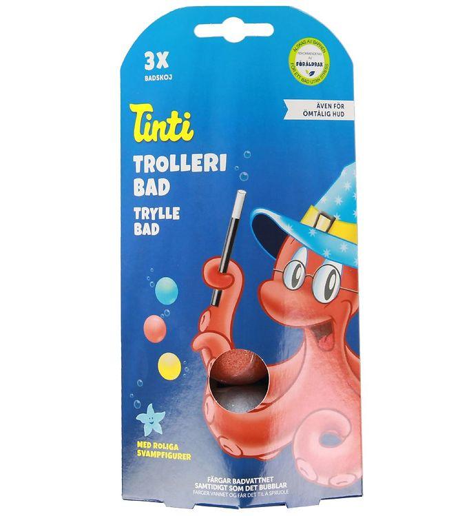 Image of Tinti Bath Bombs - 3 stk (NI698)