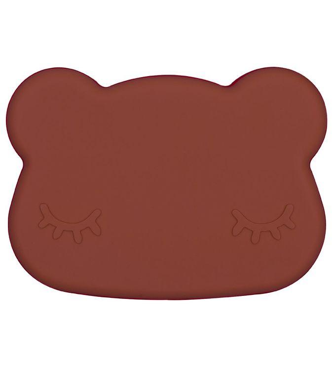 Image of We Might Be Tiny Snackboks - Bjørn - Silikone - Rust (NI741)