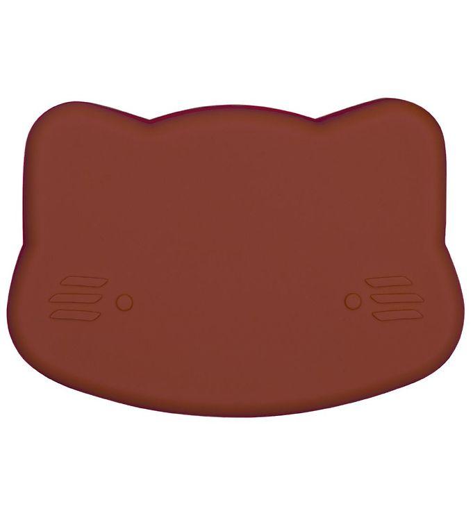 Image of We Might Be Tiny Snackboks - Kat - Silikone - Rust (NI744)