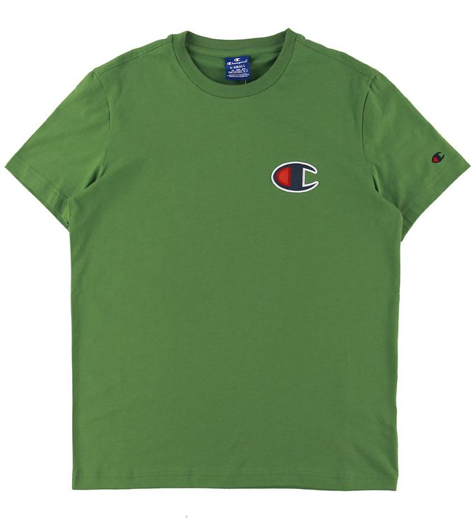 Image of Champion Fashion T-shirt - Grøn (NI759)