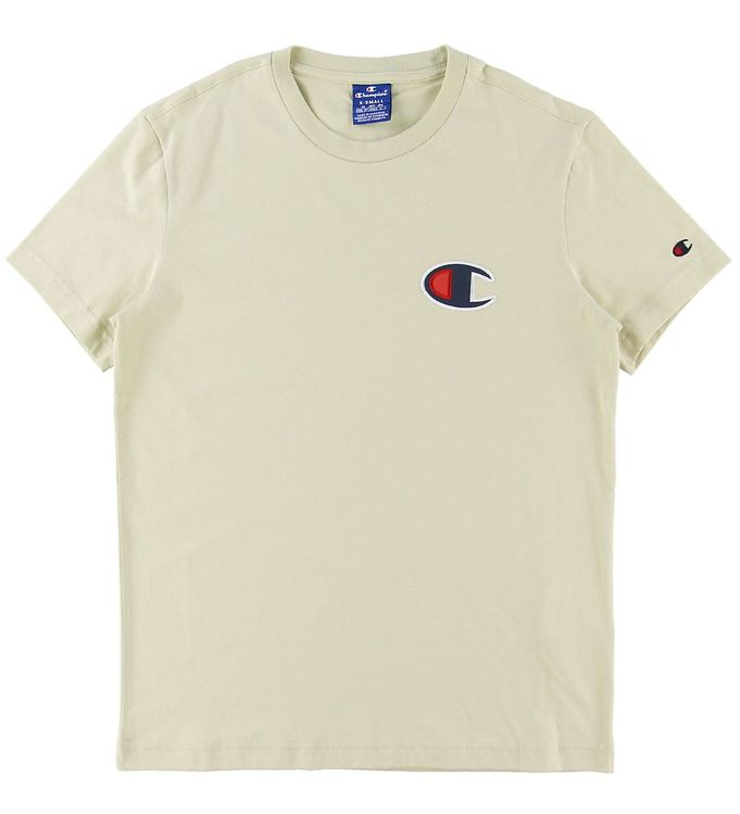 Image of Champion Fashion T-shirt - Off White (NI760)