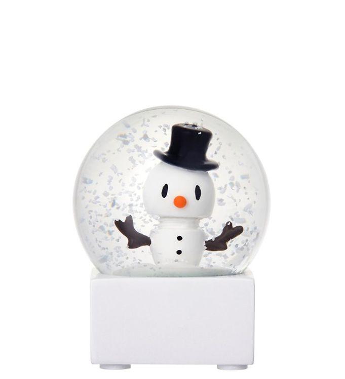 Image of Hoptimist Snekugle - Ø:6,5 cm - Small Snowman (NI764)