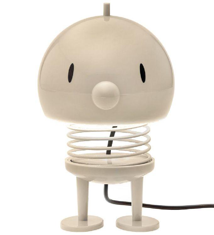 Hoptimist Lampe - The Bumble Lamp - 13,5 cm - Latte