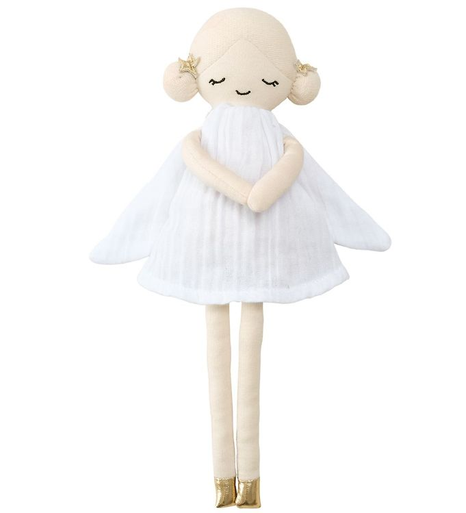 Image of Fabelab Dukke - Doll - Winter Fairy (NI839)