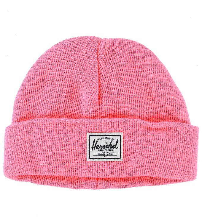 Image of Herschel Hue - Toddler Beanie - Flamingo Pink (NI912)
