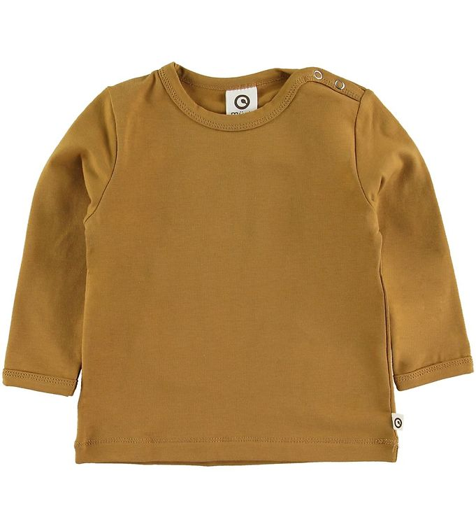 Image of Müsli Bluse - Cozy Me - Wood (NK290)