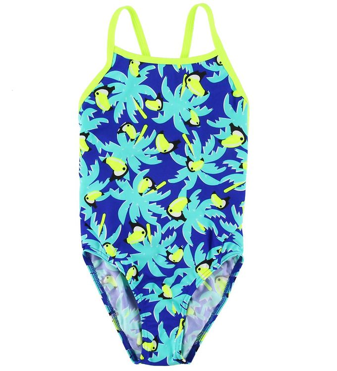 Image of Funkita Badedragt - Eco Diamond Back - UV50+ - Holy Sea (NK634)