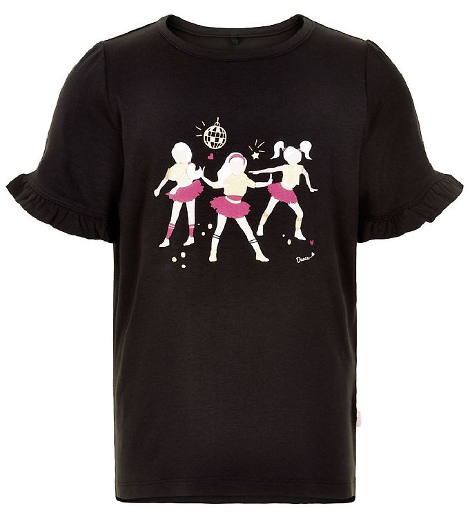 Image of Me Too T-shirt - Tap Shoe m. Print (NK768)