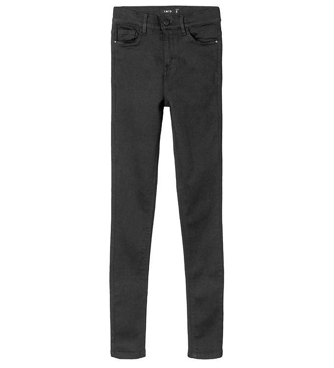 Image of LMTD Jeans - NOOS - NlfPil - Sort (NL747)