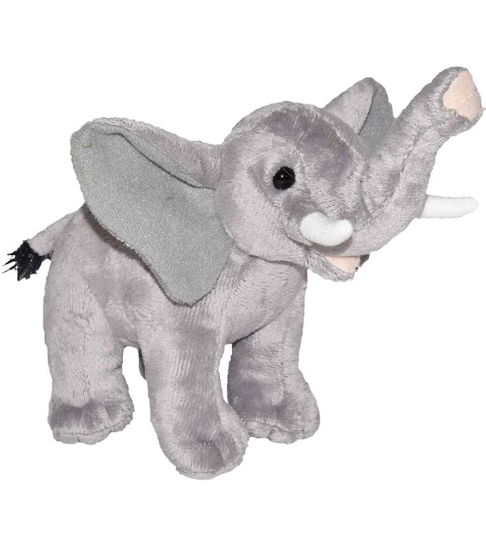 Image of Wild Republic Bamse - 22x16 cm - Elefant (NM623)