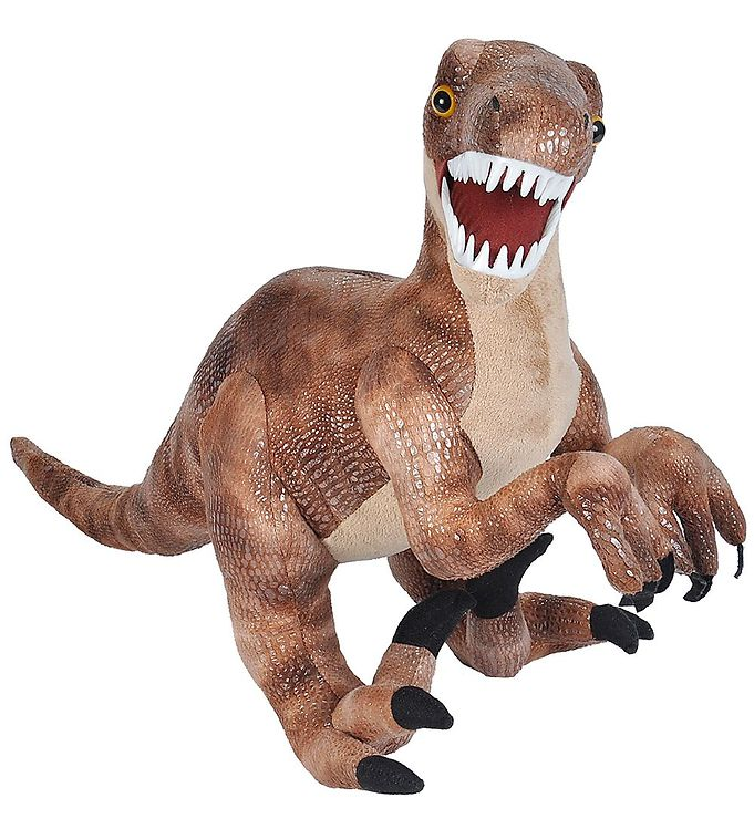 Image of Wild Republic Bamse - 80x44 cm - Velociraptor (NM641)