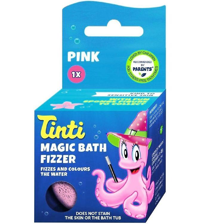 Image of Tinti Bath Bomb - Pink (NM725)
