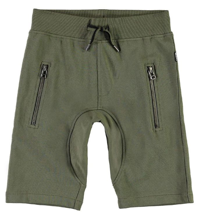 Se Molo Molo Shorts - Ashtonshort - Vegetation ved KidsWorld