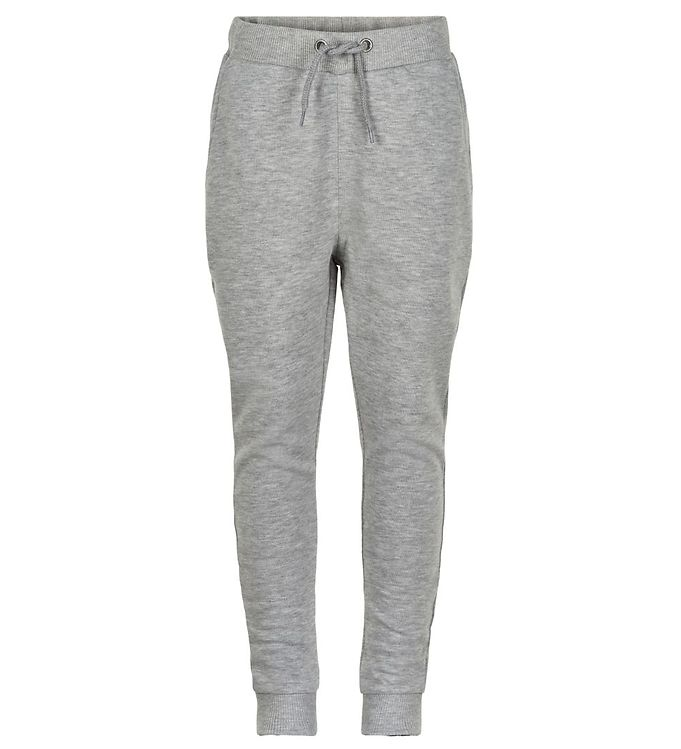 Image of The New Sweatpants - Tyler - Lysegråmeleret (NN094)