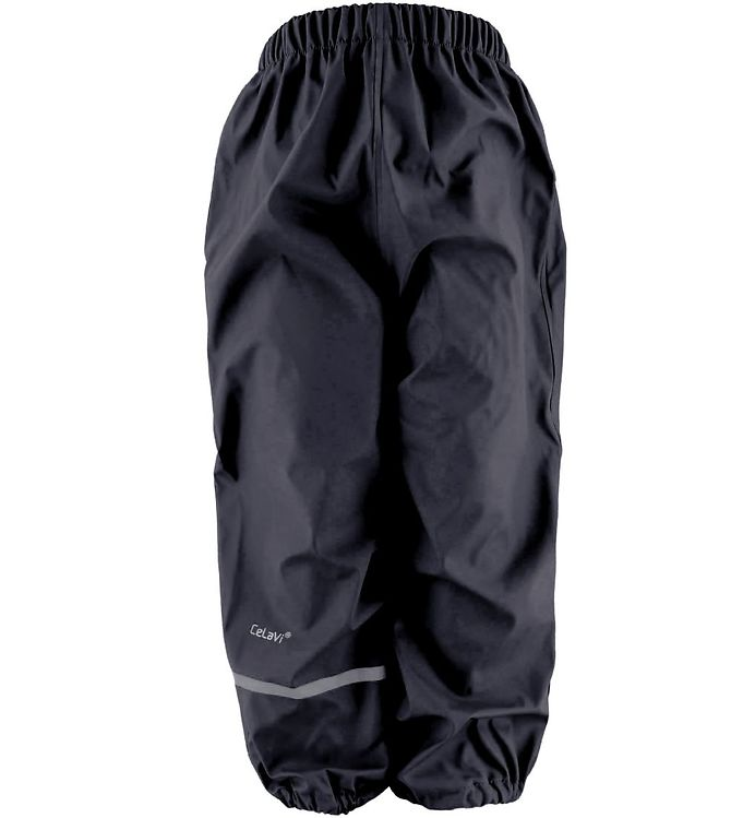 CelaVi Regnbukser - PU - Marineblå