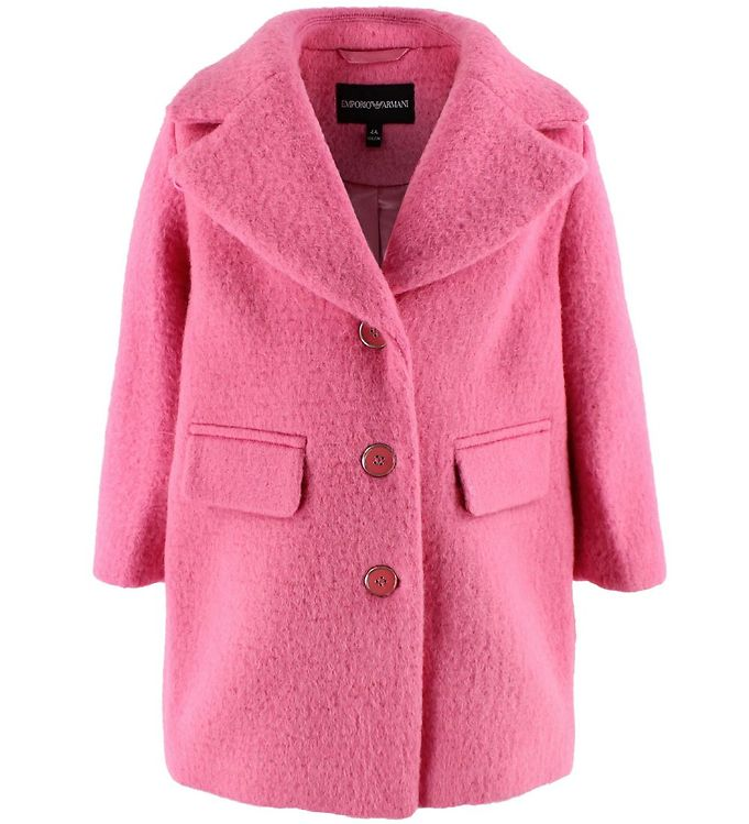 Image of Emporio Armani Frakke - Pink (OI930)