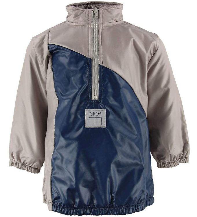 Image of Gro Anorak - Jorn - Grey/Navy (OK919)