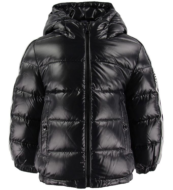 Image of Moncler Dunjakke - Al - Sort (ON070)