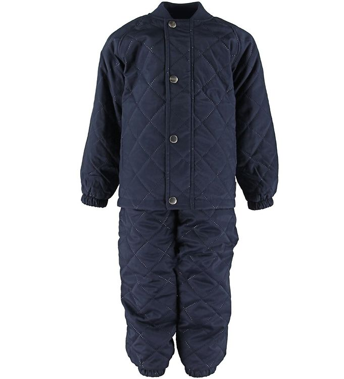 Image of Liewood Termotøj - Bowen - Recycled - Navy (ON979)