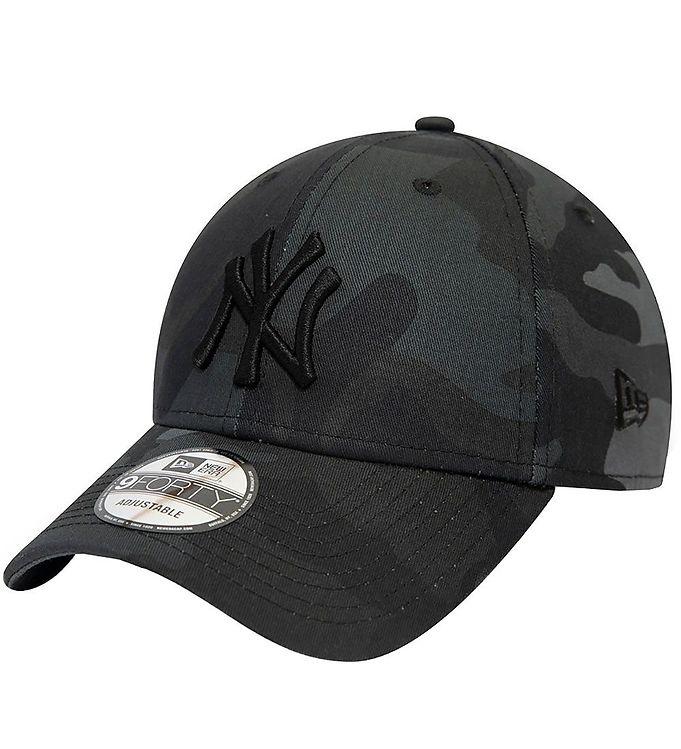 Image of New Era Kasket - 940 - New York Yankees - Grå Camo (RA076)