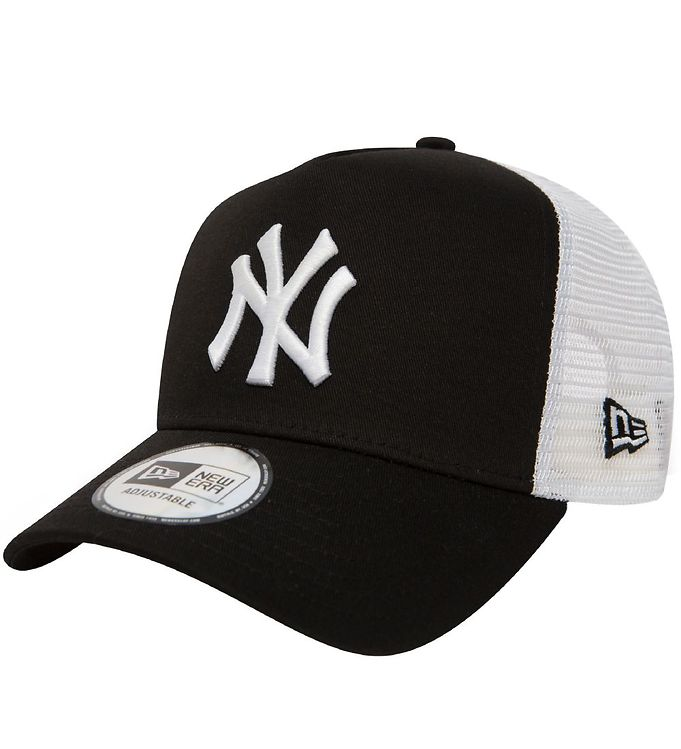 New Era New Era Kasket - Clean Trucker 2 - New York Yankees - Sort