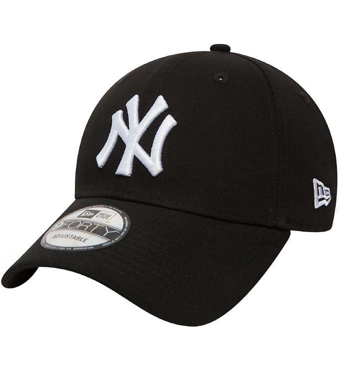 Image of New Era Kasket - 940 - New York Yankees - Sort (RA085)
