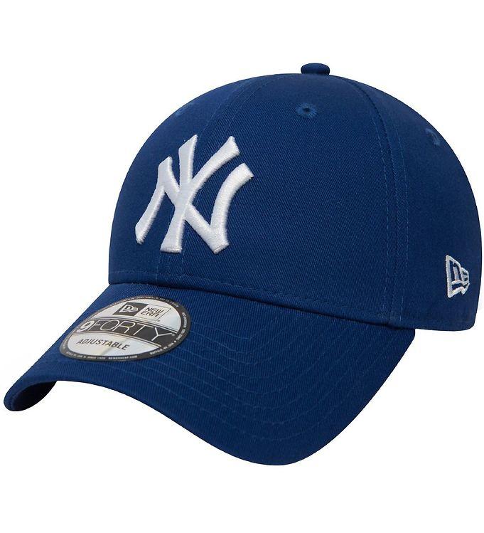 Image of New Era Kasket - 940 - New York Yankees - Blå (RA087)