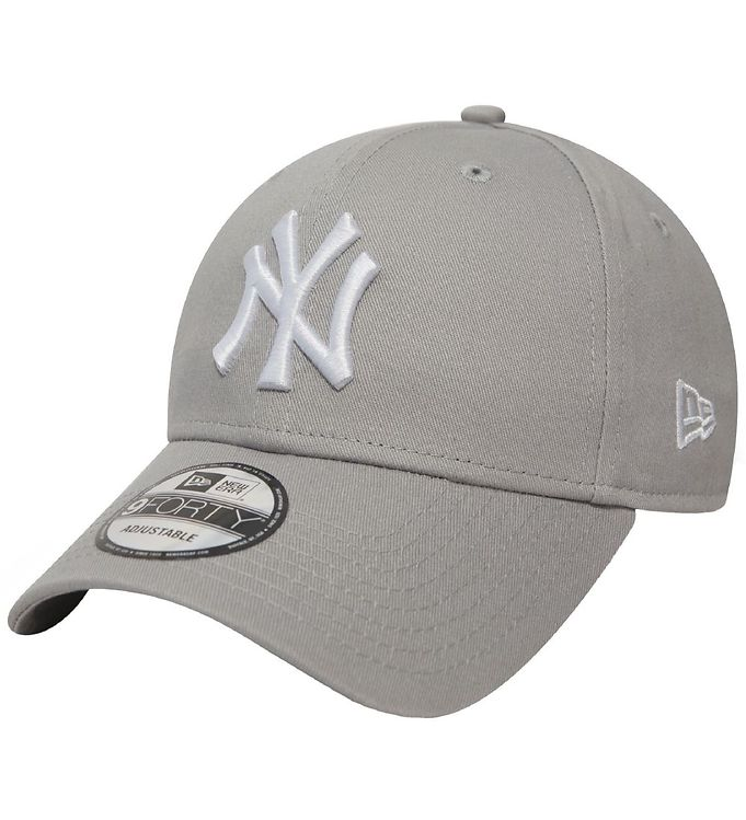 Image of New Era Kasket - 940 - New York Yankees - Grå (RA090)