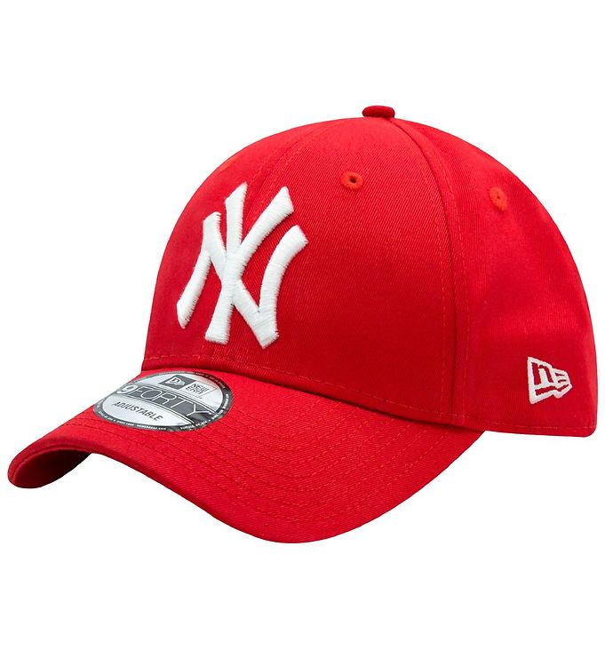Image of New Era Kasket - 940 - New York Yankees - Rød (RA091)
