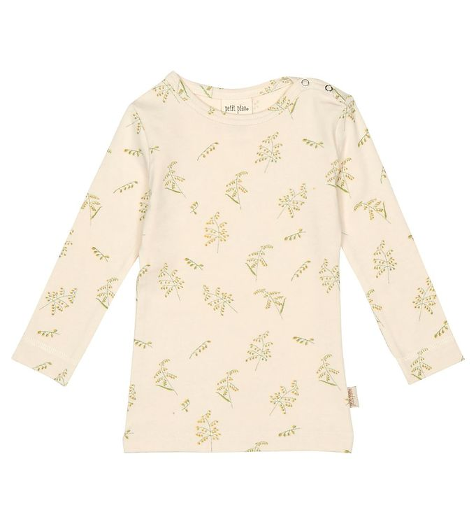 Image of Petit Piao Bluse - Printed - Oat (RA147)