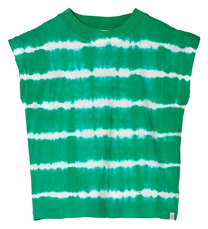 Image of Finger In The Nose T-shirt - Brynn - Green Tid & Dye (RA329)