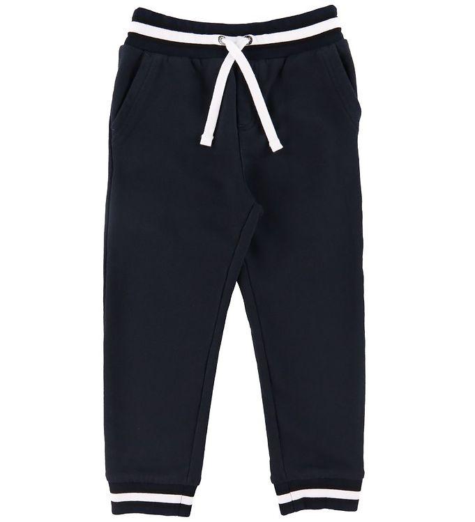 Image of Dolce & Gabbana Sweatpants - Navy (RA338)