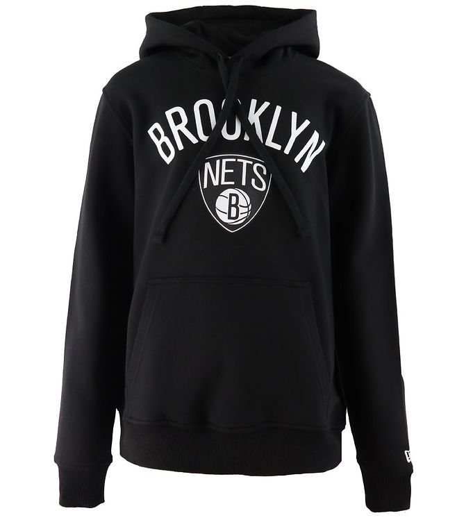 Image of New Era Hættetrøje - Brooklyn Nets - Sort (RA367)