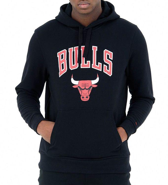 Image of New Era Hættetrøje - Chicago Bulls - Sort (RA374)