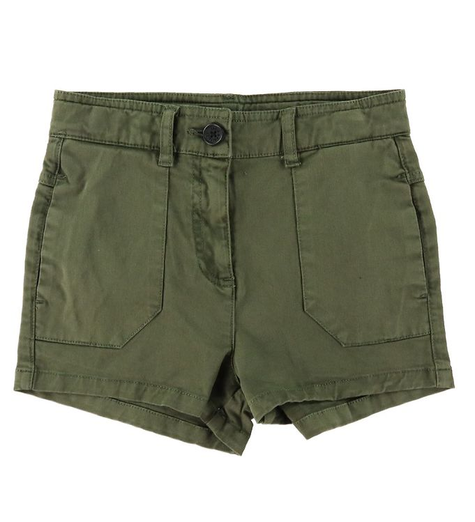 Image of Zadig & Voltaire Shorts - Young Free - Khaki (RA440)