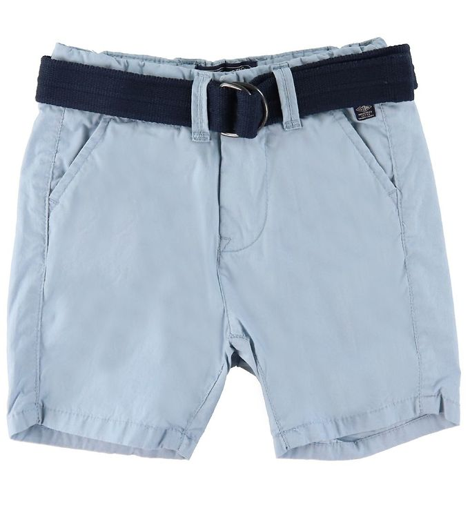 Image of Petrol Industries Shorts - Parrot Blue (RA686)